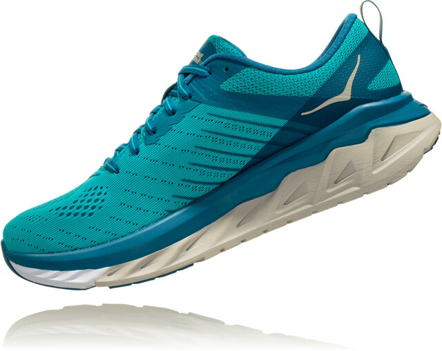Hoka One Damen Shoes Blueseaport Scuba 3 Running Arahi D9EI2H